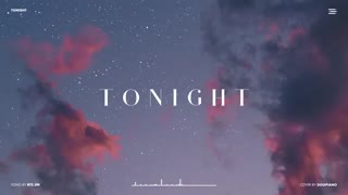 """BTS JIN - 이 밤 (Tonight) Piano Cover"""