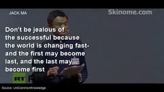 Jack Ma - DO WHAT IS HARD (Jack Ma Motivation)