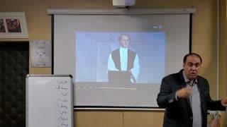 تحلیل فیلم پولیانا جلسه چهارم قسمت3 از5 استاد مجید مبلغی