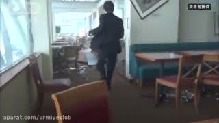 وحشتناک ترین فیلم واقعی از سونامی ژاپن که تا کنون دیده نشده - The most terrifying real Japanese tsunami footage ever seen