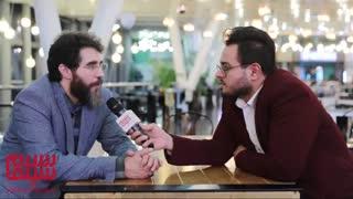 مصاحبه اختصاصی سلام سینما با محمرضا مصباح تهیه کننده «پوست»