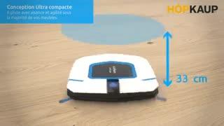 جاروبرقی رباتیک کلین مکس مدل VR301