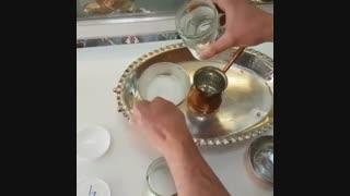 نحوه سفید کردن ظروف مسی با استفاده از سرکه ونمک