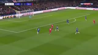 خلاصه بازی جذاب و دیدنی چلسی 0 - بایرن مونیخ 3 از مرحله حذفی لیگ قهرمانان اروپا