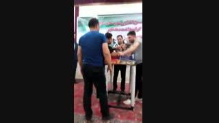 مسابقات مچ اندازی استان البرز