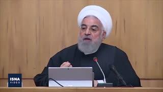 روحانی: کرونا نباید به سلاح دشمنان تبدیل شود