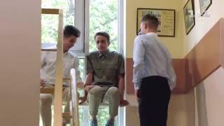 سریال اوکراینی  مدرسه - Shkola 2018 - فصل 1 قسمت 9