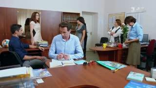 سریال اوکراینی  مدرسه - Shkola 2018 - فصل 1 قسمت 10