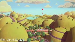 انیمیشن سریالی برو برو کوری کارسون Go Go Cory Carson قسمت دوم دوبله فارسی