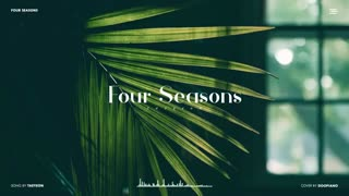 پیانو کاور آهنگ Four Seasons از Taeyeon