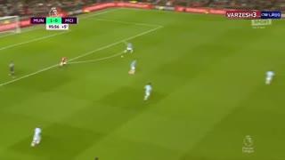 گلهای بازی منچستریونایتد 2 – منچسترسیتی صفر، دبل سولشایر مقابل پپ در لیگ جزیره