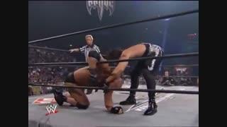 مسابقه گلدبرگ مقابل استینگ در هالووین هویک ۱۹۹۹ WCW