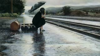 """Best Emotional Sad Music Mix (Rainy Mood) - """"Letting Go"""""""