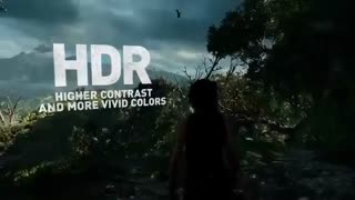 New Tomb Raider Game Trailer 2020