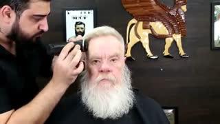 آموزش مدل کوتاهی مو و ریش مردانه- مومیس مشاور و مرجع تخصصی مو