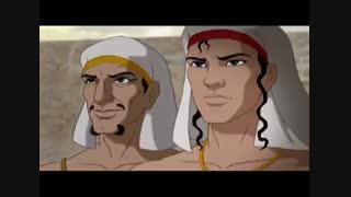 کارتن فرعون رامسس