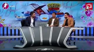 حمایت تمام قد سروش رفیعی از عادل فردوسی پور در برنامه فوتبال برتر