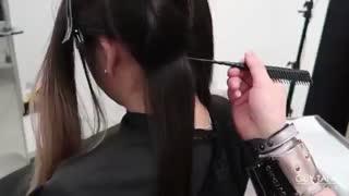 آموزش رنگ کردن مو با ترکیب رنگ ها- مومیس مشاور و مرجع تخصصی مو