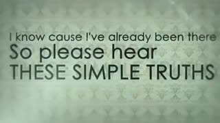 """Sidewalk Prophets - """"The Words I Would Say"""" with Lyrics"""