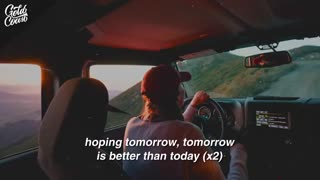 Rhys Lewis - Better Than Today (Lyrics)