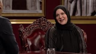 دورهمی مهران مدیری با ریما رامین فر، بازیگر سریال پایتخت