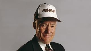 زندگینامۀ تصویری سام والتون بنیانگذار فروشگاههای زنجیره ای «والمارت»