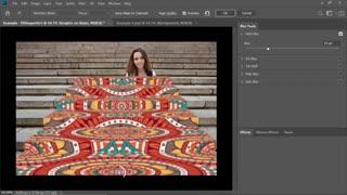 اضافه کردن گرافیک به چشم اندازهای پیچیده در فتوشاپ!