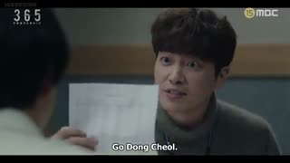 قسمت سوم سریال کره ای ۳۶۵ : سال را تکرار کن . یکسال در برابر سرنوشت 2020  Repeat The Year +زیرنویس