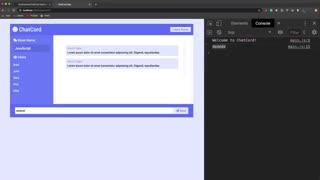 آموزش ساخت یک برنامه چت با استفاده از nodejs express