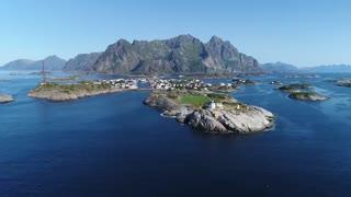 ویدئوی آرامش بخش پرواز بر فراز نروژ ( 4K UHD )