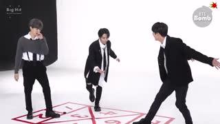 BANGTAN BOMB] Let's play hopscotch- BTS (방탄소년단) E32]