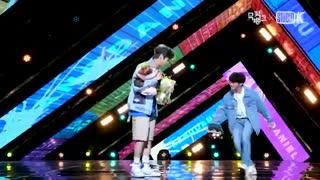 Kang daniel 2U 2nd win music bank