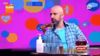 پیشنهاد باربد بابایی به روحانی برای مهار ویروس کرونا!