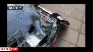 سوء استفاده قاچاقچیان مواد مخدر اسپانیا از اوضاع کرونایی