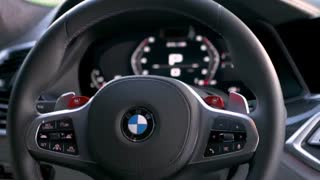 نقد و بررسی -  BMW X6 M Competition 2021