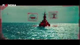سکانس فیلم نبردناو ، رویایی با یک رزم ناو قدیمی با بیگانگان فضایی